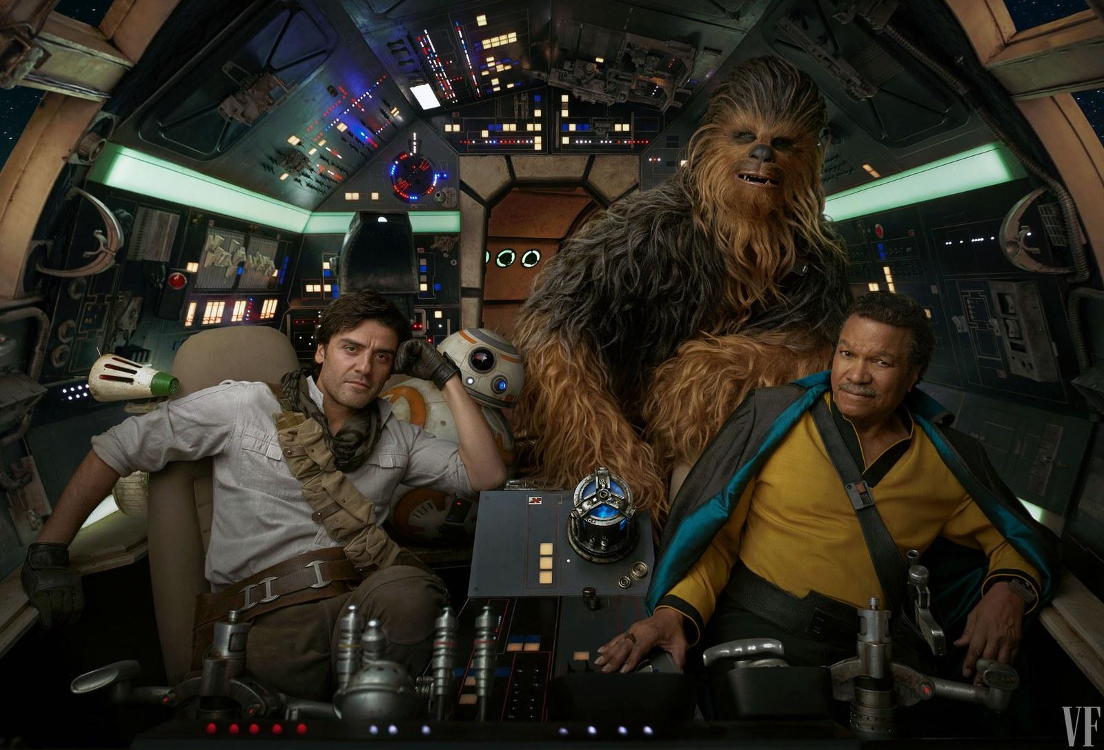 Звездные войны Эпизод 9 новые кадры