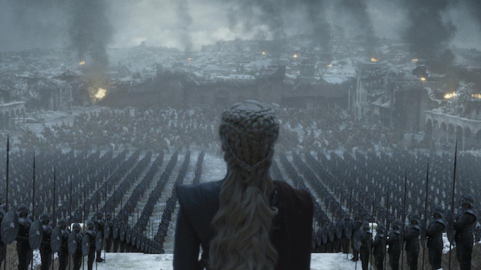 Игра престолов: финальная серия финального сезона