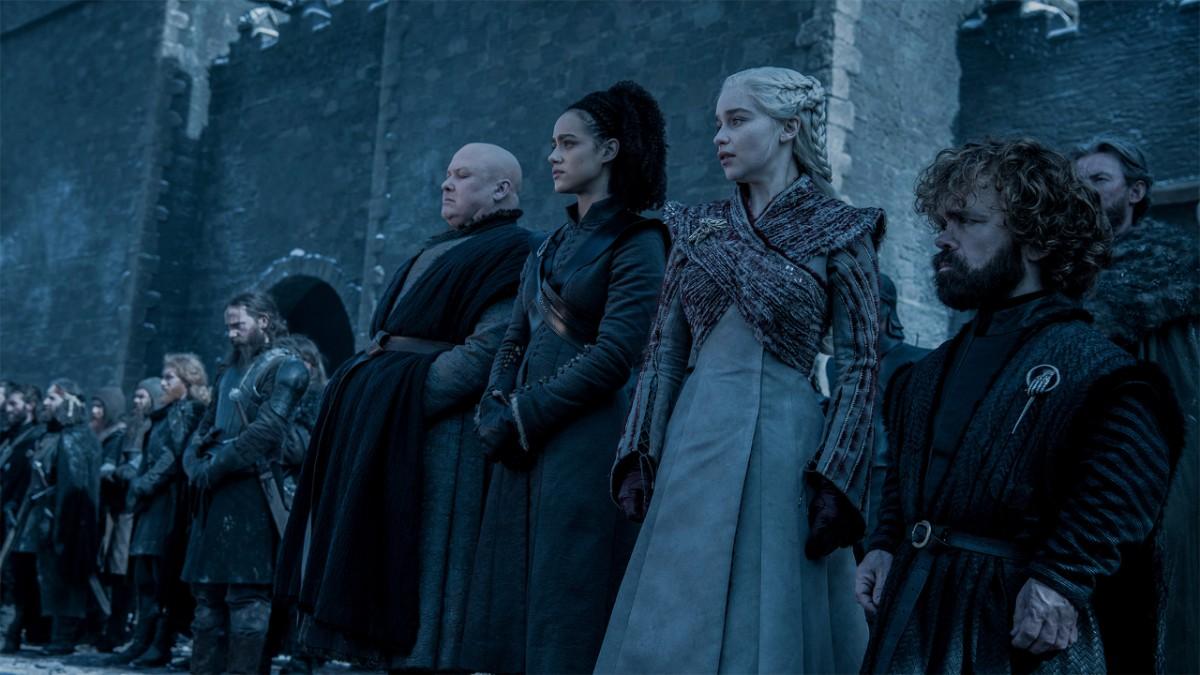 Игра престолов 4 серия финального сезона