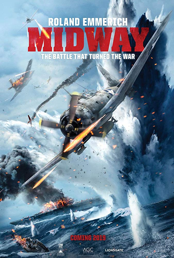 Midway Мидуэй постер