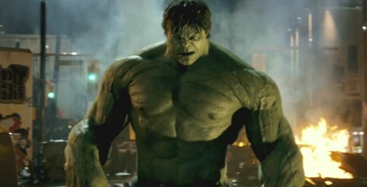Невероятный Халк (The Incredible Hulk) 2008