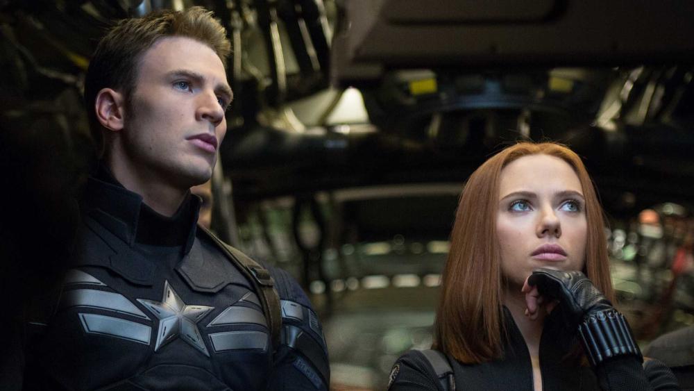 13. Первый мститель: Другая война (Captain America: The Winter Soldier) 2014