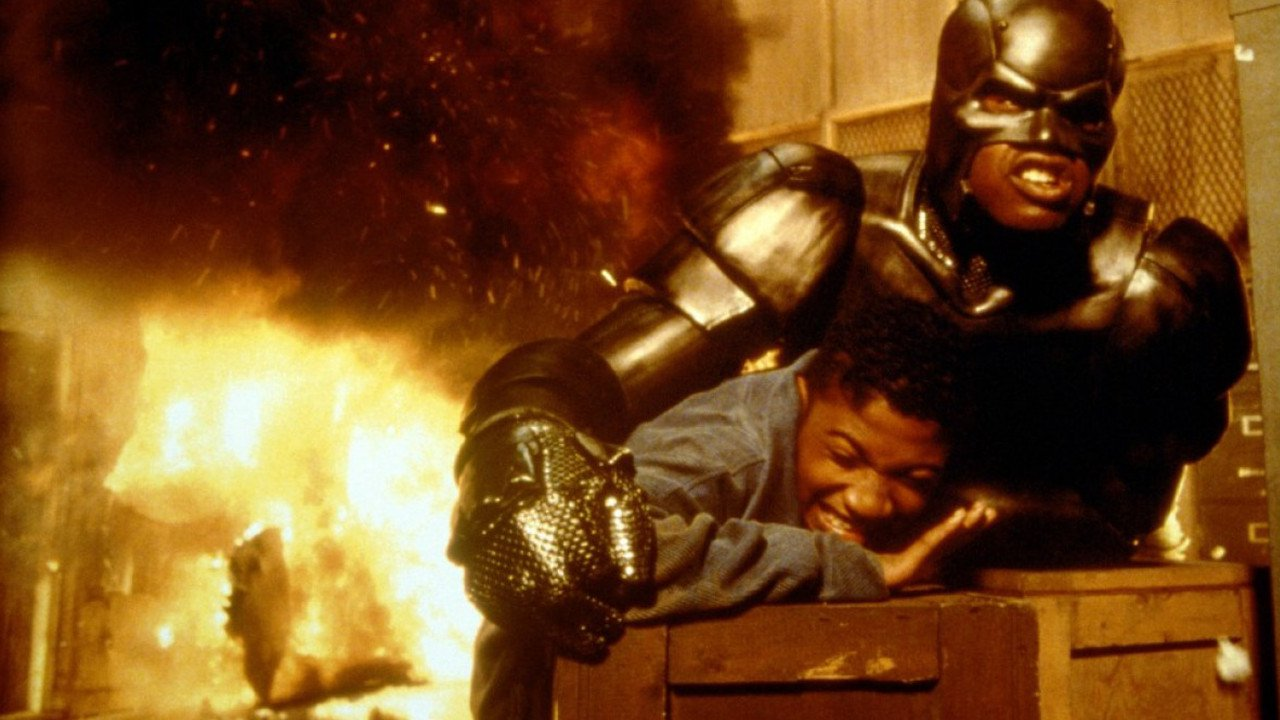 Сталь Steel 1997 Шакил О'Нил