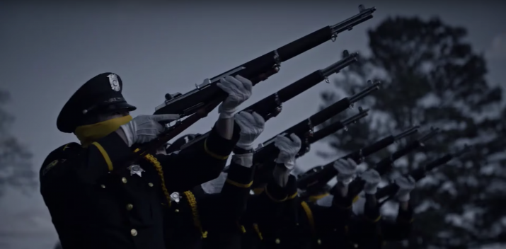 Трейлер: Хранители (Watchmen)