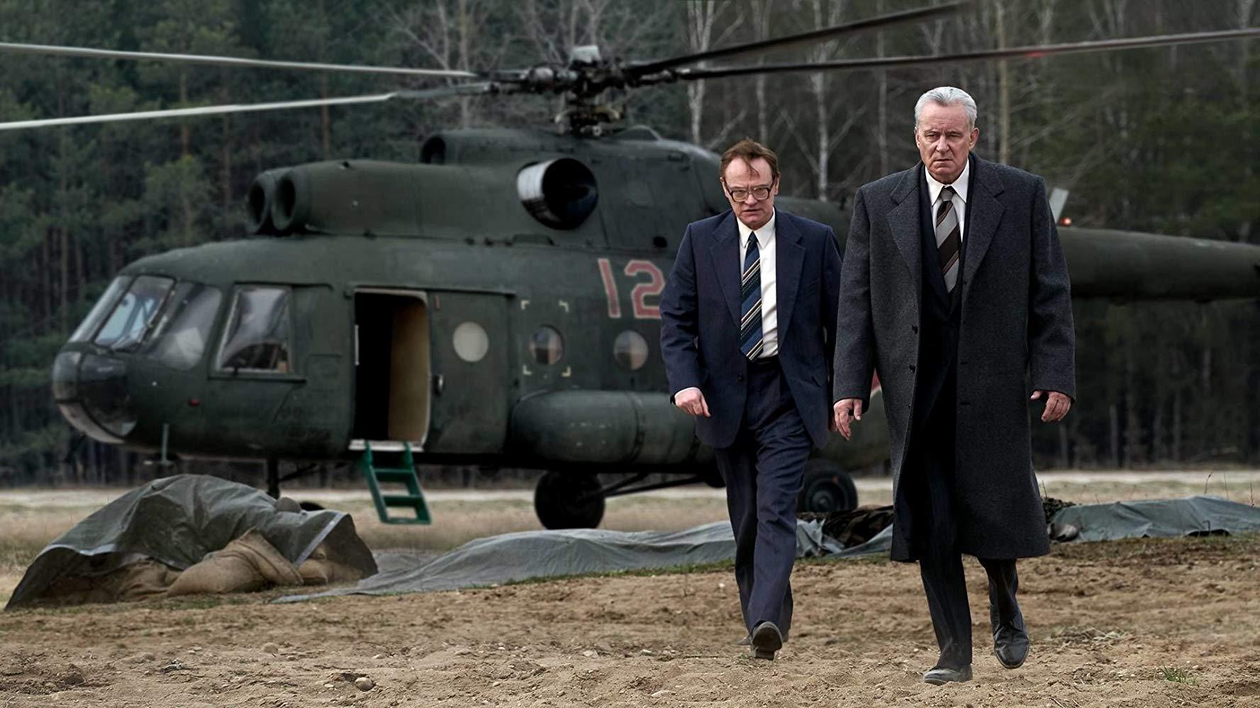 Чернобыль 2 серия мини-сериала HBO 2019
