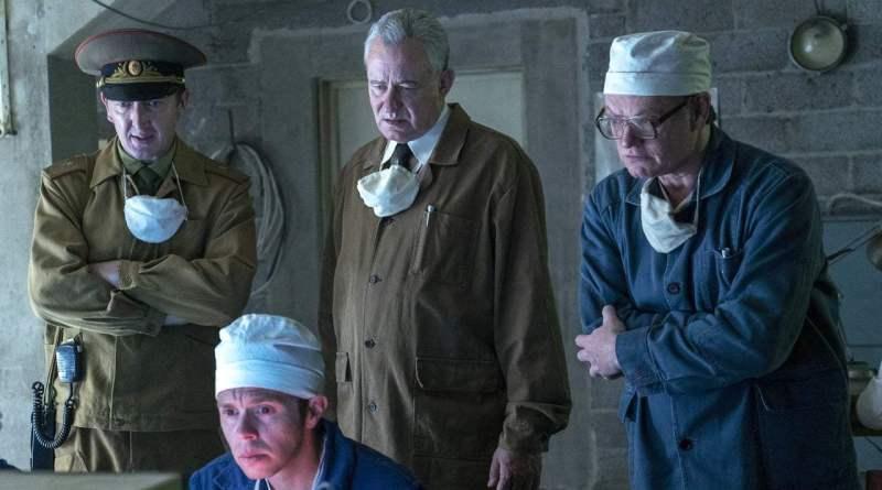 Чернобыль 4 серия мини-сериала HBO