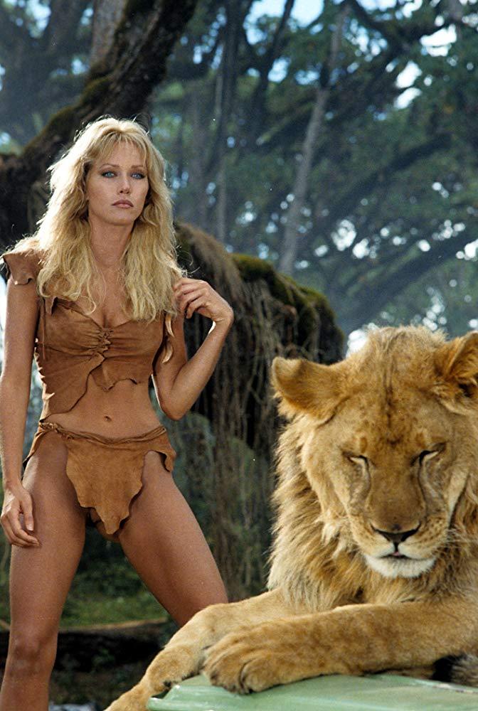 Шина — королева джунглей (Sheena) 1984 Таня Робертс
