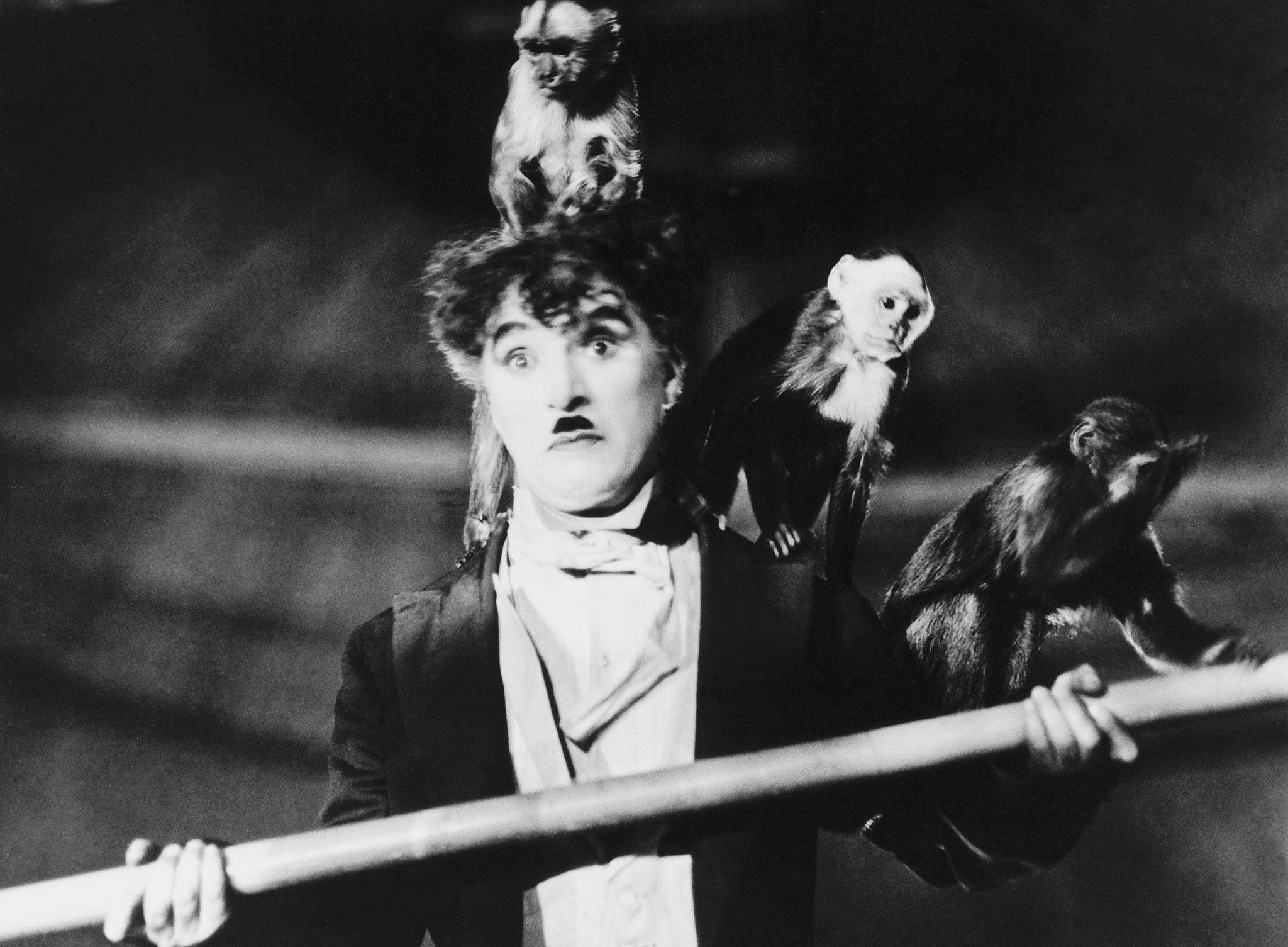 Цирк Чарли Чаплин