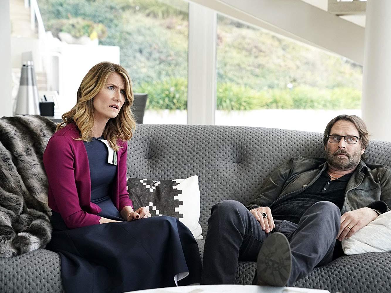 Большая маленькая ложь 3 серия 2 сезона