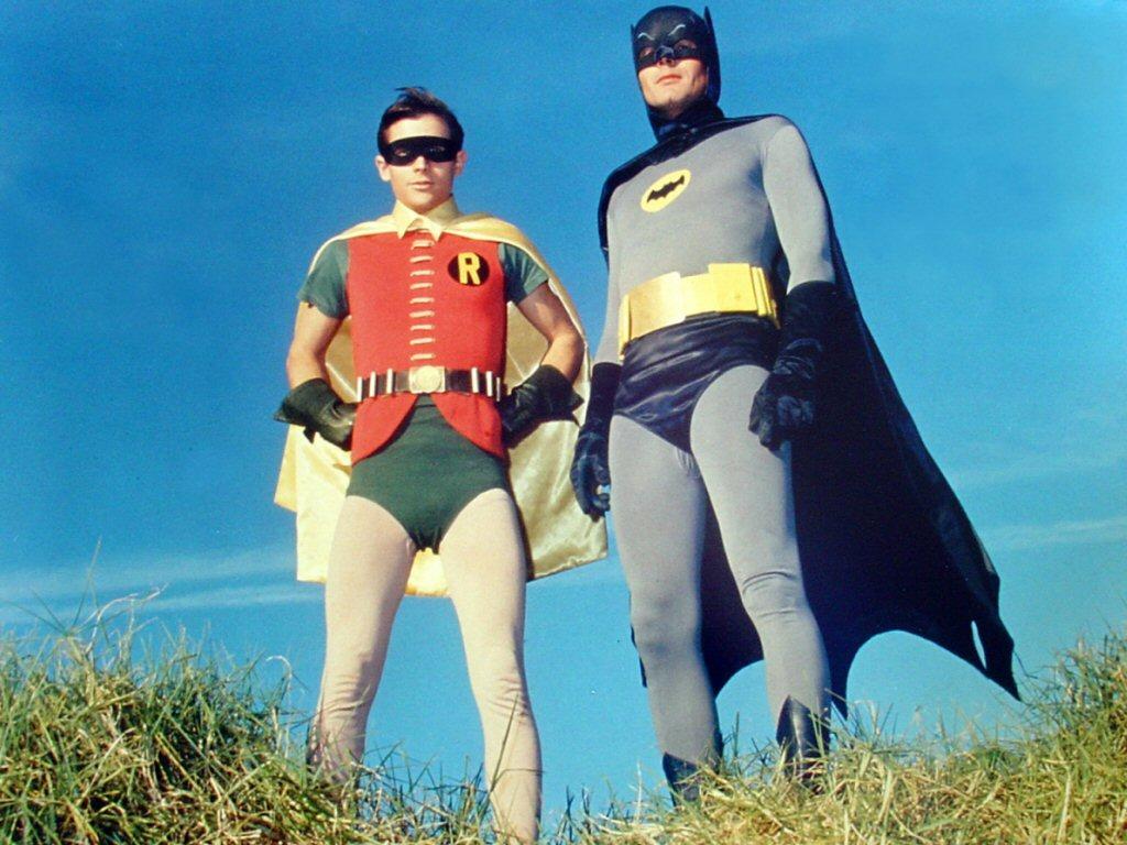Бэтмен и Робин (Batman & Robin) старый фильм