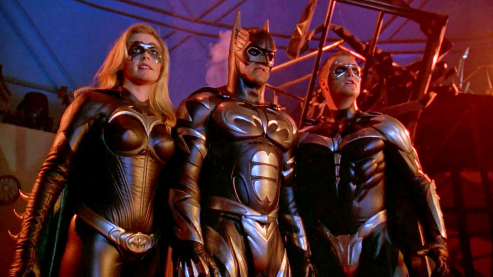 Бэтмен и Робин (Batman & Robin) 1997