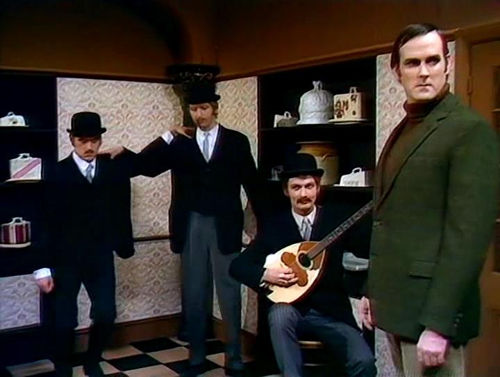 Монти Пайтон: Летающий цирк (Monty Python's Flying Circus) (1969)