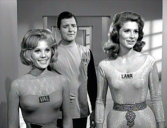 Сумеречная зона (The Twilight Zone) (1959)