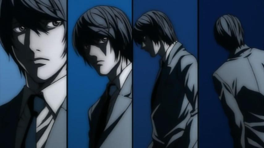 Тетрадь смерти (Death Note: Desu nôto) (2006)