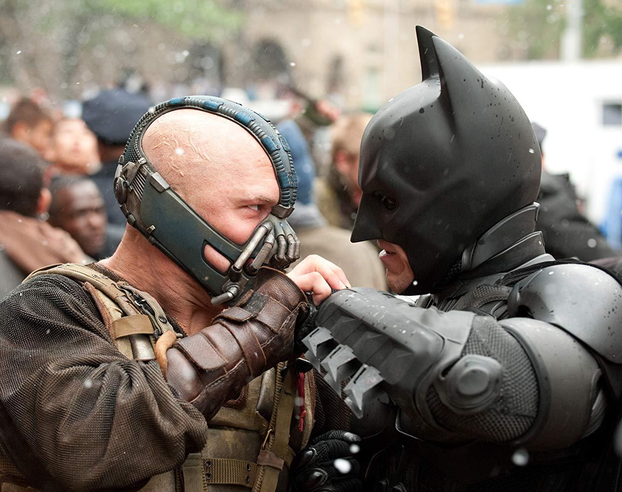 Тёмный рыцарь: Возрождение легенды (The Dark Knight Rises) 2012