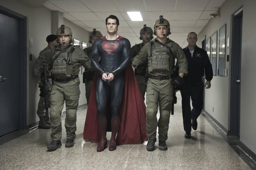 Человек из стали (Man of Steel) 2013