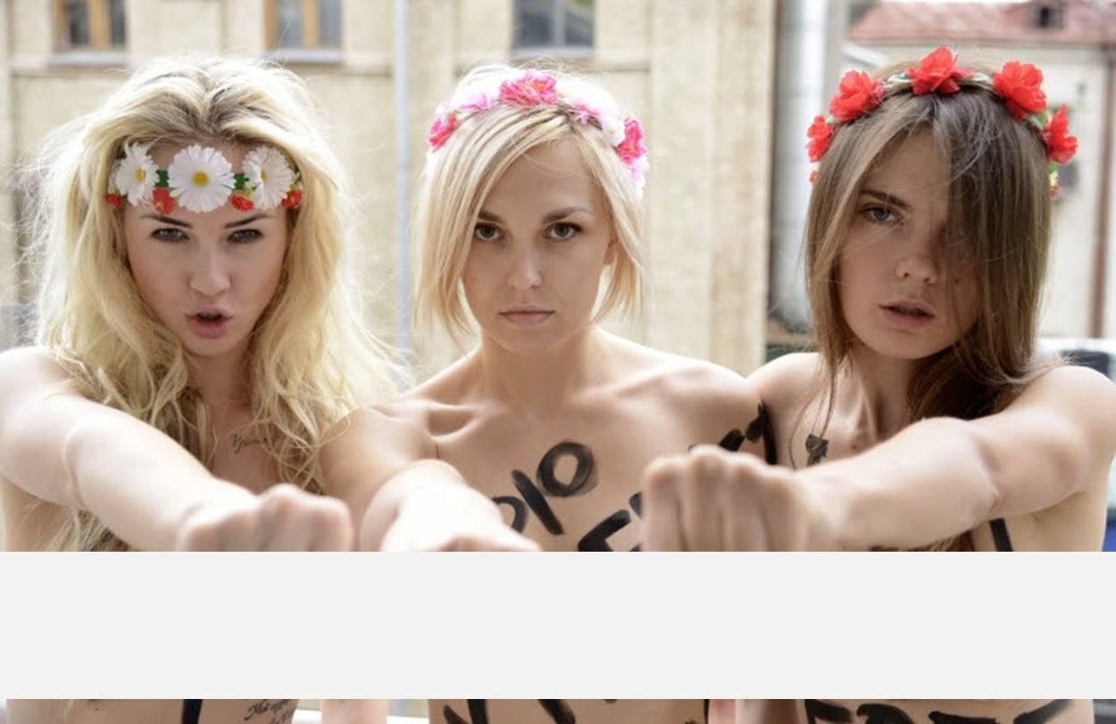 Історія українського руху FEMEN стане художнім фільмом
