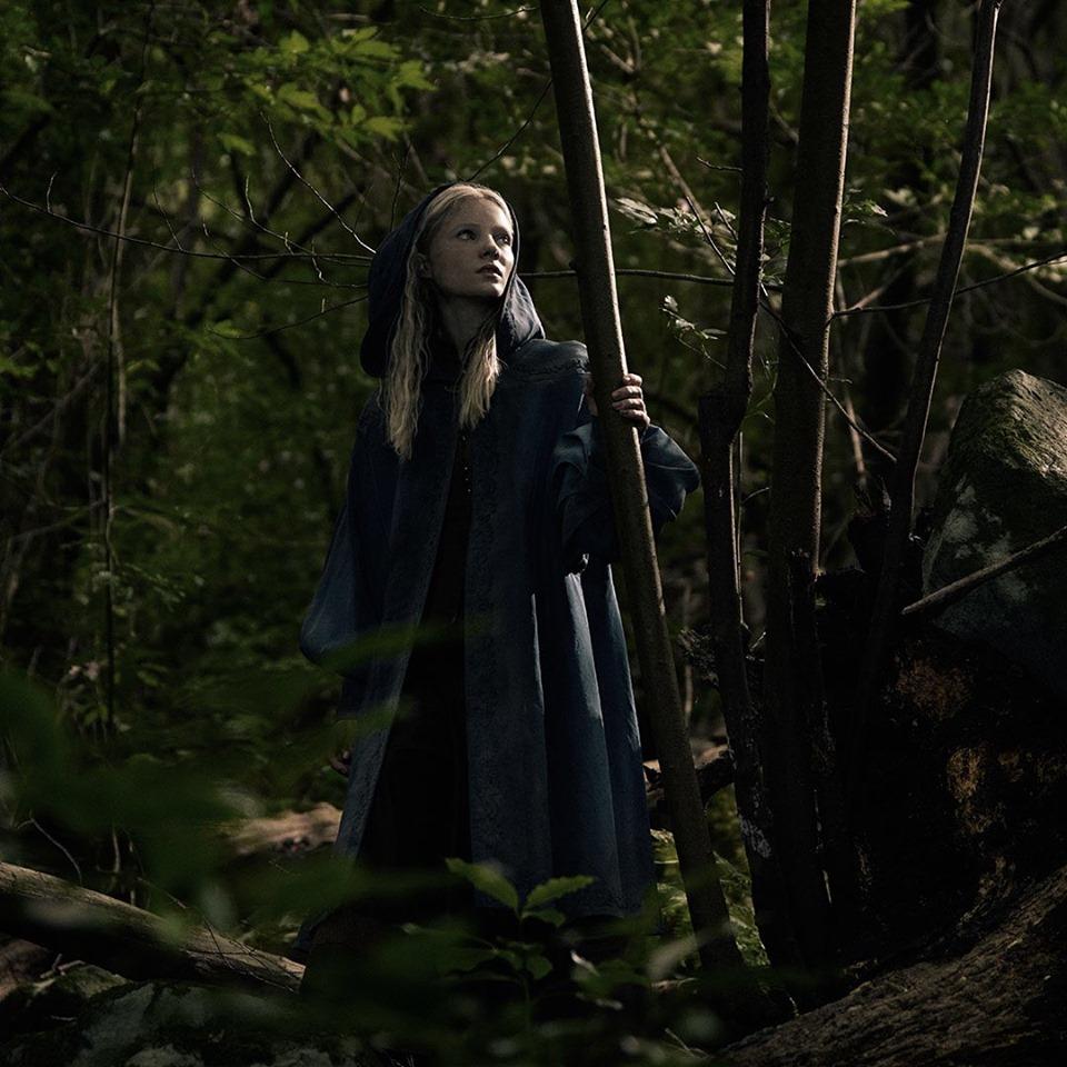 Ведьмак: первые кадры Генри Кавилла в роли Геральта