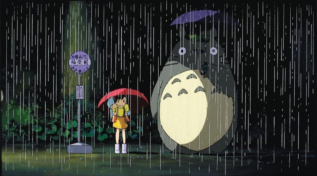 Мой сосед Тоторо (Tonari no Totoro)1988