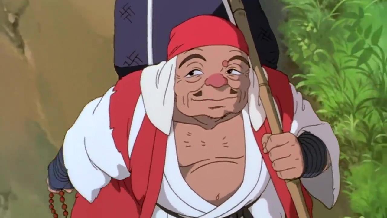 Принцесса Мононоке (Mononoke-hime)1997