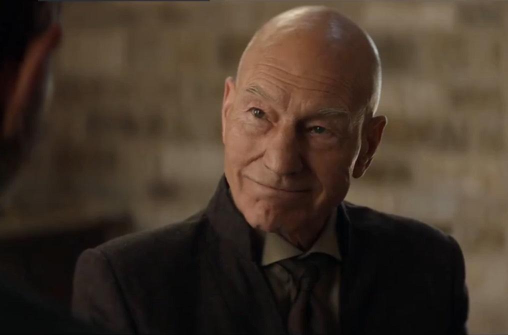 Трейлер: Звездный путь: Пикар (Star Trek: Picard)