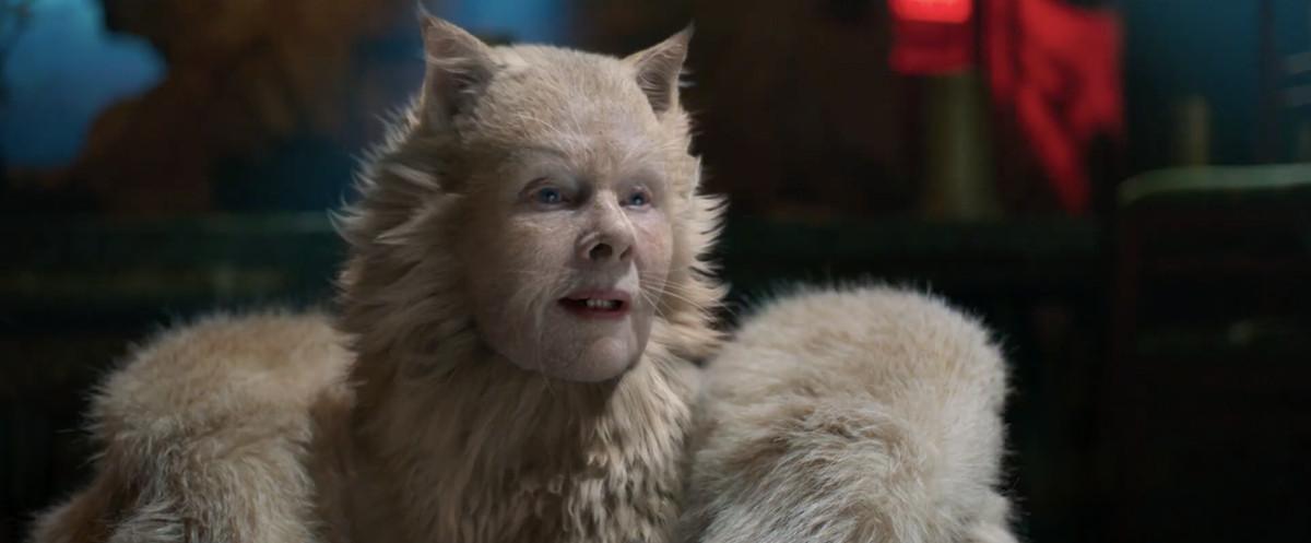 Трейлер Кошки (Cats) 2019