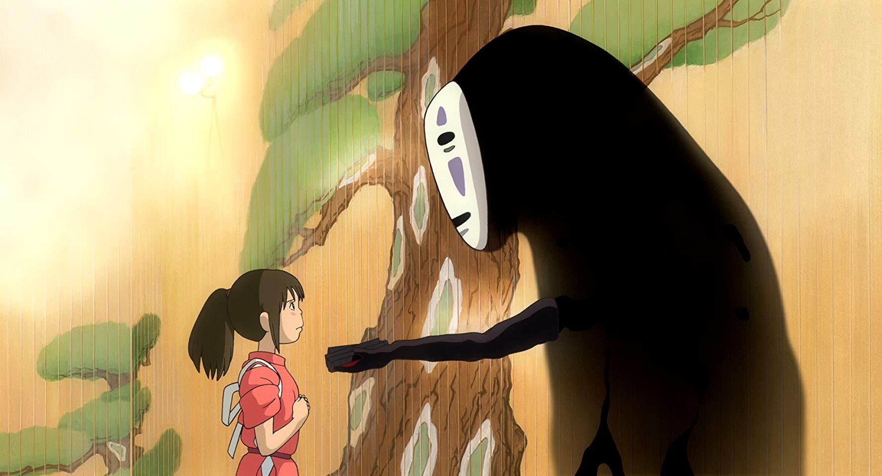 Унесённые призраками (Sen to Chihiro no kamikakushi)2001