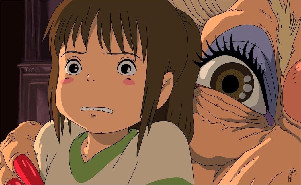 Унесённые призраками (Sen to Chihiro no kamikakushi) 2001