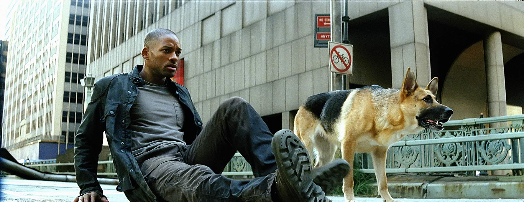 Я легенда (I Am Legend) 2007