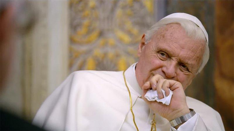 Трейлер: Два Папы (The Two Popes)