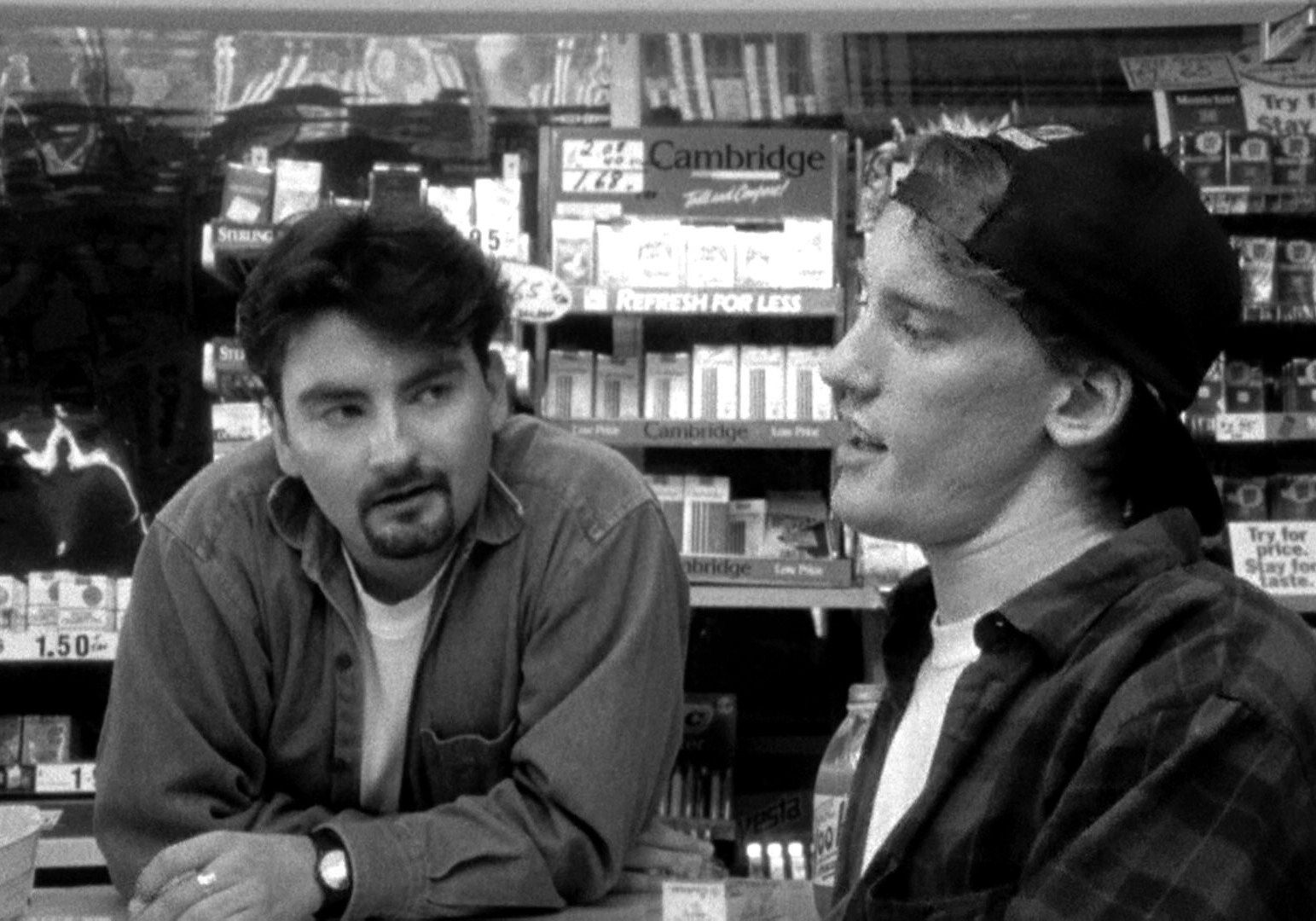 Клерки (Clerks) 1994