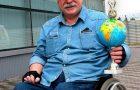 Микола Подрезан представить фільм «Погляд з інвалідного візка»