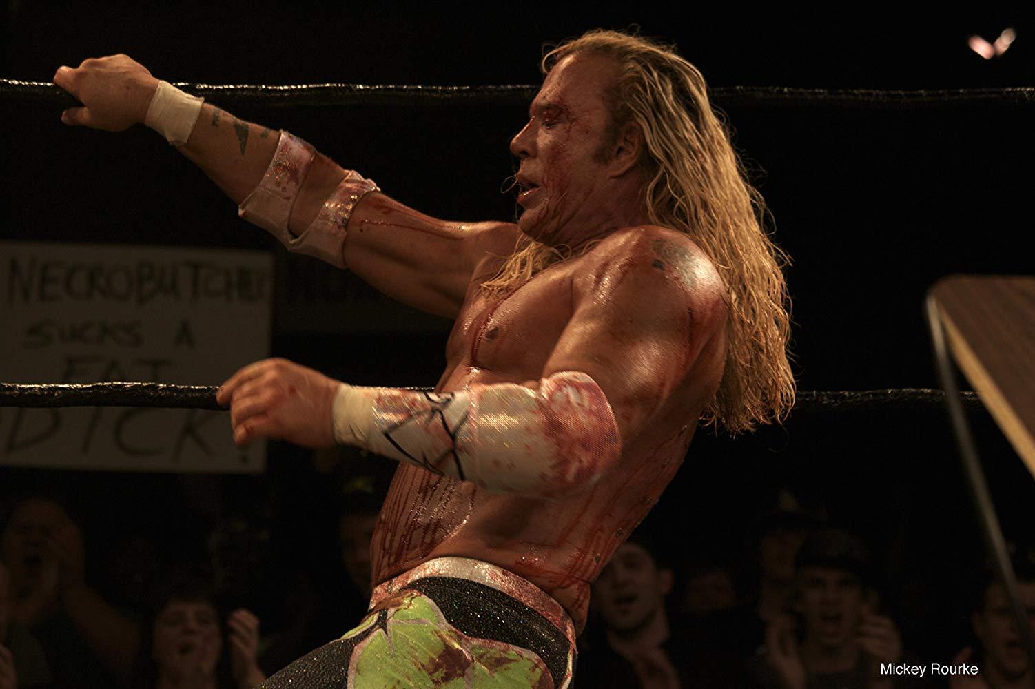 Рестлер (The Wrestler) 2008