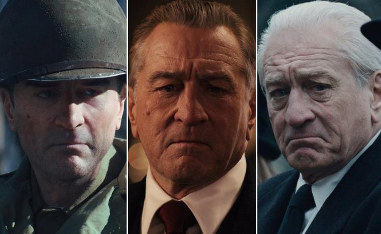 Как спецэффекты поменяли возраст Де Ниро в новом фильме Скорсезе «Ирландец»