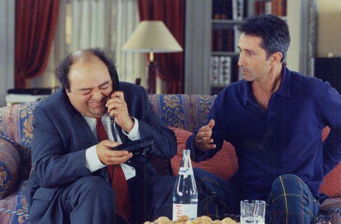 Ужин с придурком (Le dîner de cons) 1998