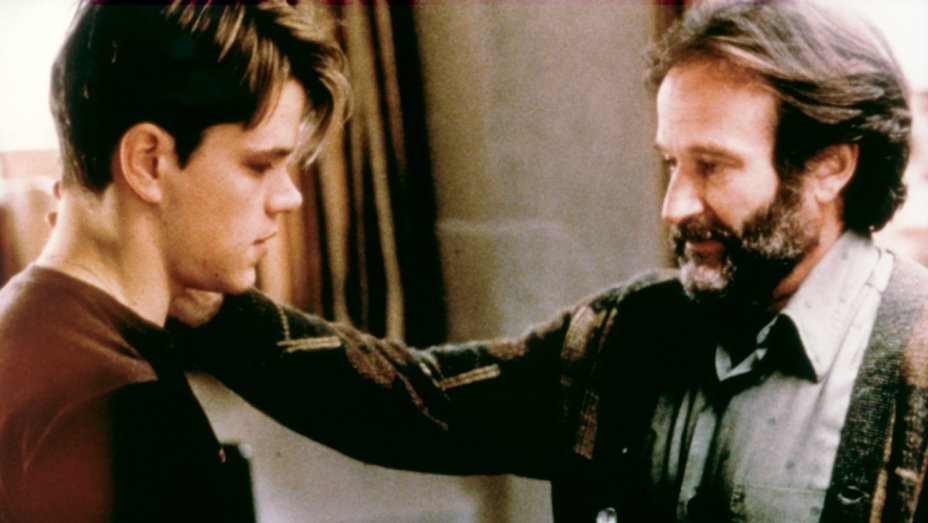 Умница Уилл Хантинг (Good Will Hunting) 1997