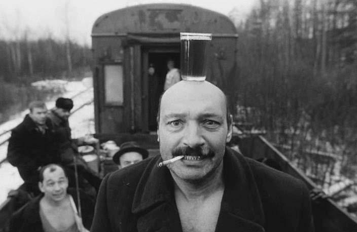 Хрусталев, машину! 1953