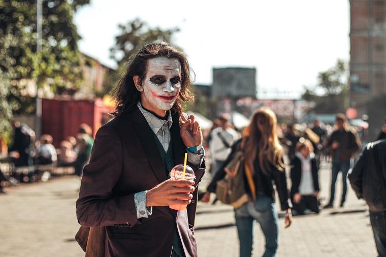 Comic Con Ukraine 2019 Джокер
