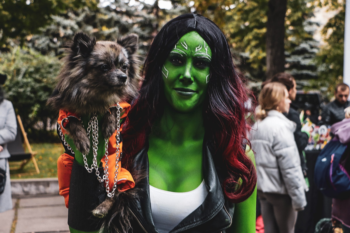 Comic Con Ukraine 2019 косплей