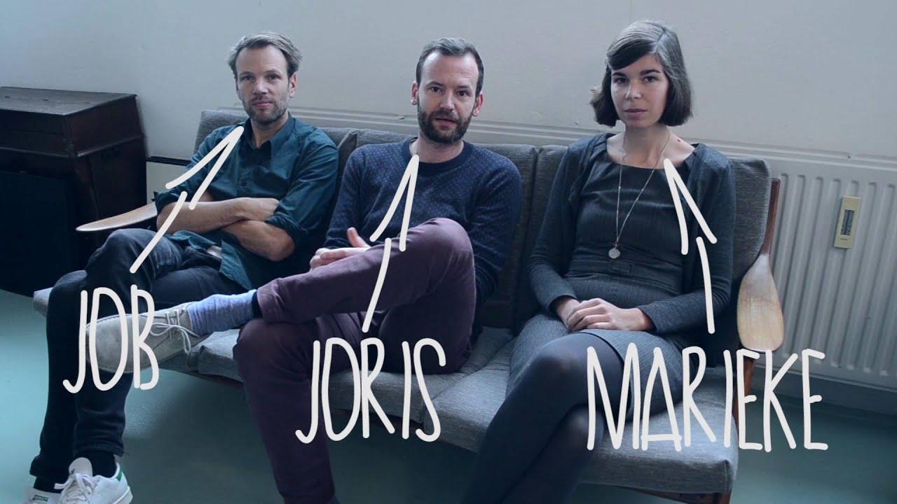 Job, Joris & Marieke