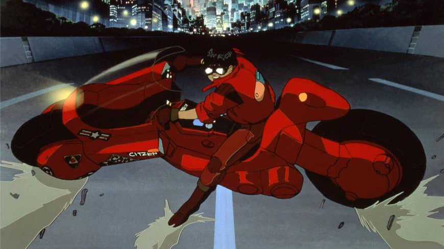 Акира (Akira) 1988