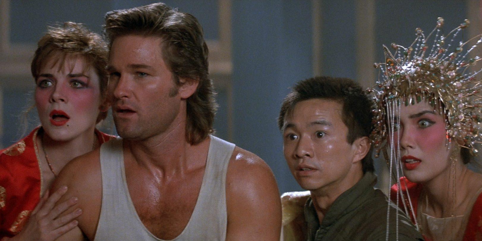 Большой переполох в маленьком Китае (Big Trouble in Little China) 1986