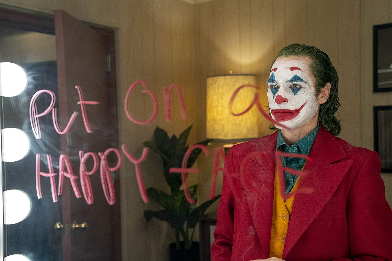 Джокер Joker фильм 2019