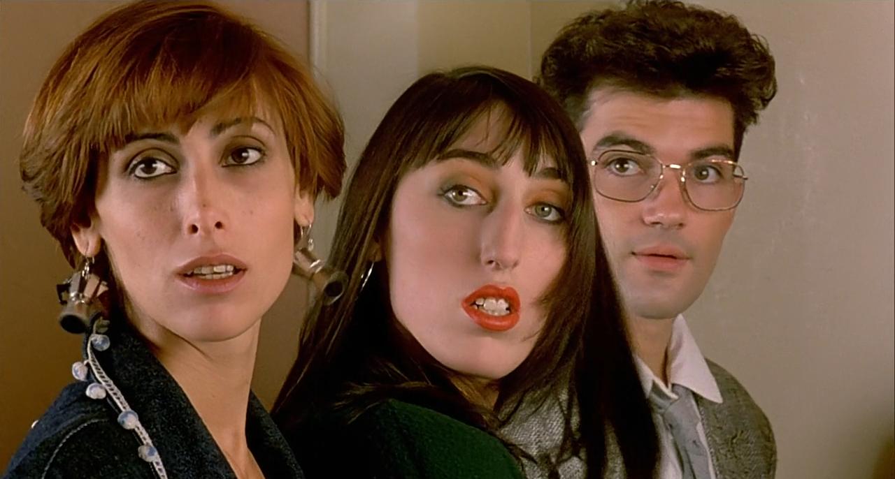 """Женщины на грани нервного срыва (Mujeres al borde de un ataque de """"nervios"""") 1988"""