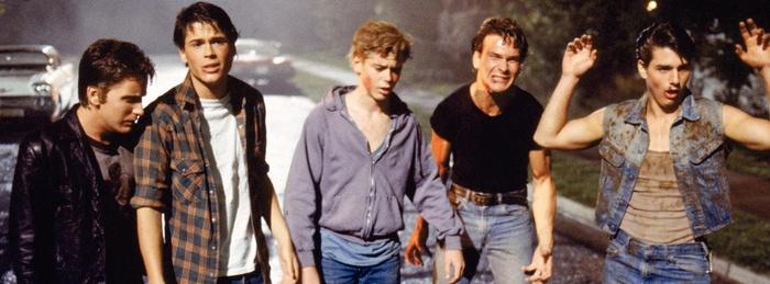 Изгои (The Outsiders) 1983
