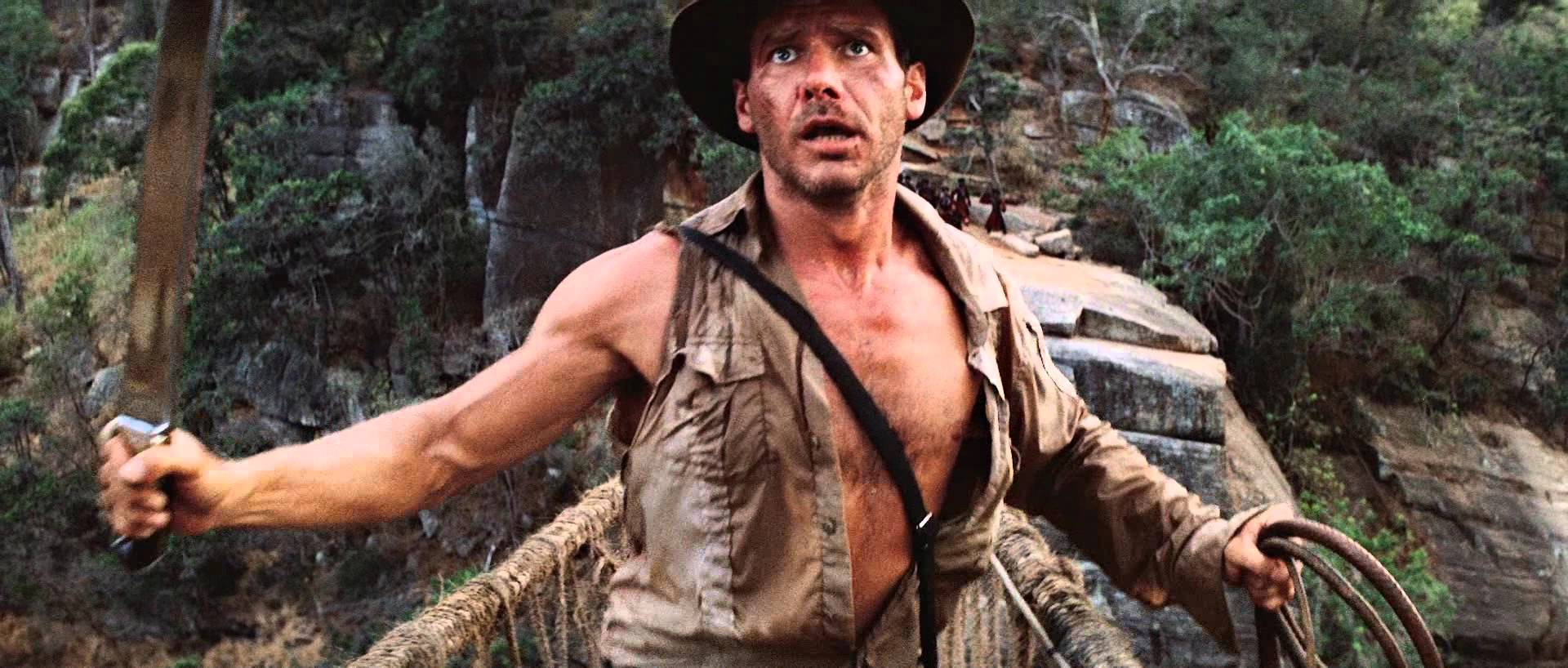 Индиана Джонс и Храм судьбы (Indiana Jones and the Temple of Doom) 1984