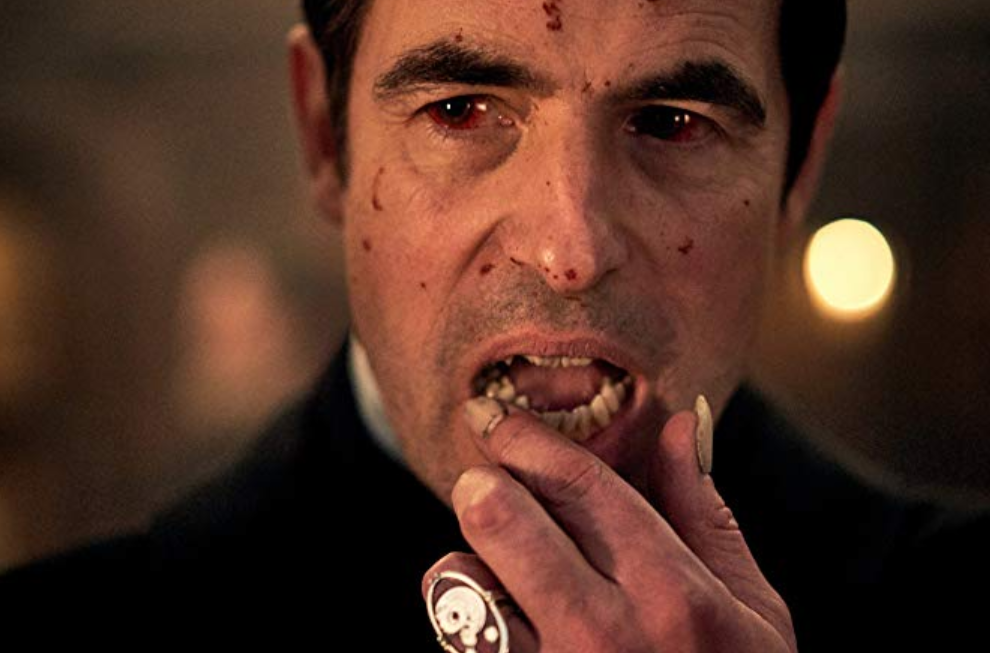 Трейлер Дракула (Dracula)