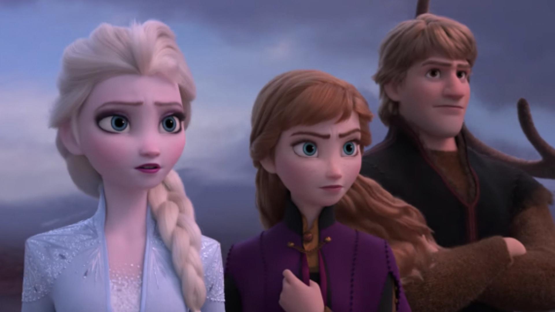 Трейлер: Холодное сердце 2 (Frozen II)