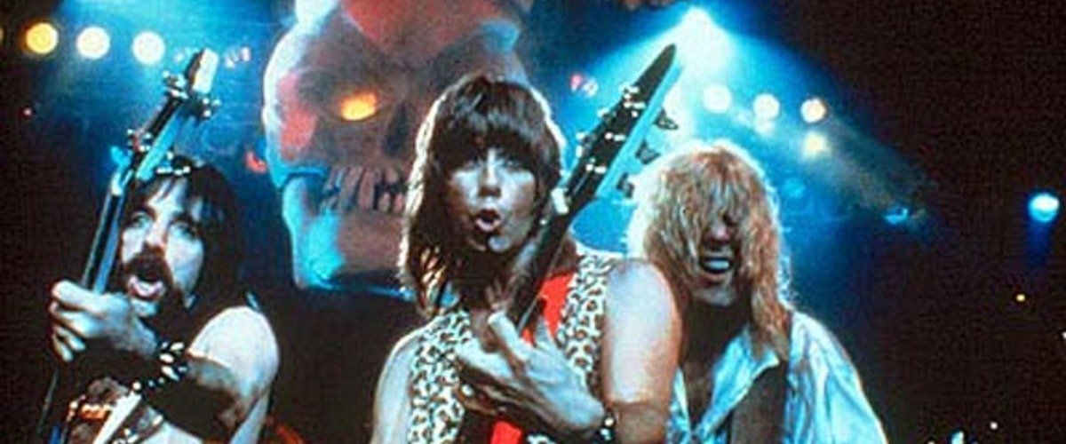 Это — Spinal Tap (This Is Spinal Tap) 1984