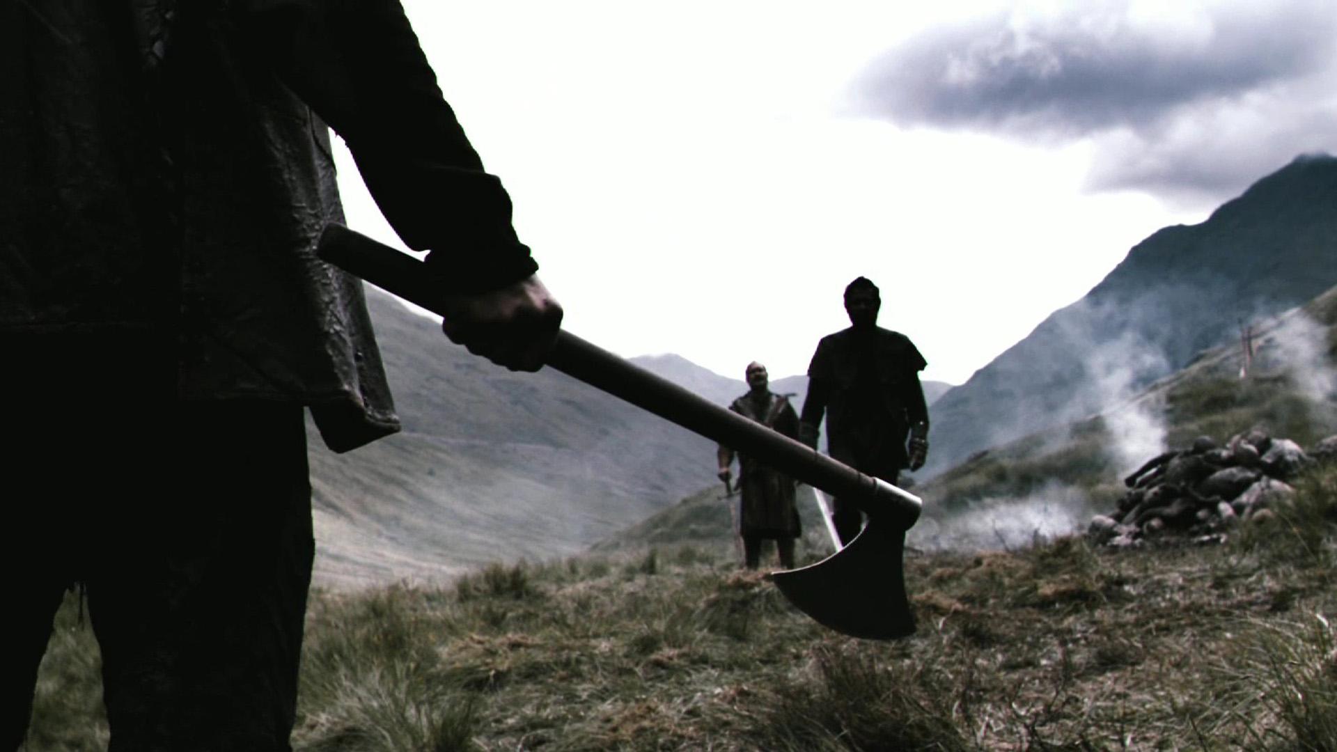 Вальгалла Сага про вікінга